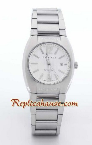 Bvlgari Ergon Ladies White Dial 1