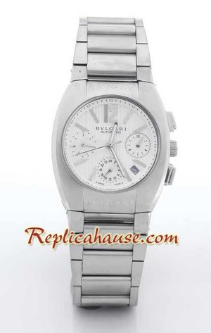 Bvlgari Ergon Ladies White Dial 3
