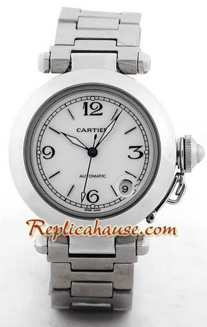 Cartier Pasha Replica 4