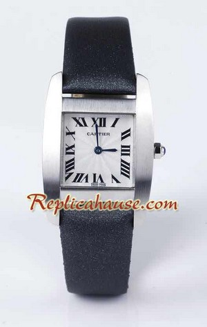 Cartier Tank - Ladies 1