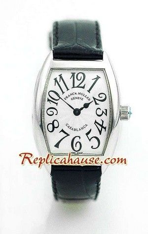 Franck Muller Casablanca Ladies Watch 1