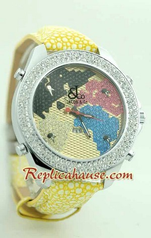 Jacob & Co Replica Watch 22