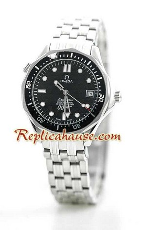 Omega Seamaster 007 Edition Ladies Replica Watch 1