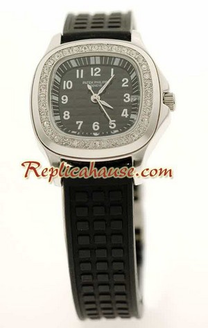 Patek Philippe Aquanaut Replica Watch Ladies 3