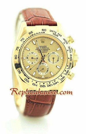 Rolex replica Daytona Leather in Chicago