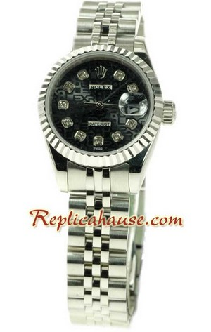 Rolex Replica Swiss Datejust Ladies Watch 36