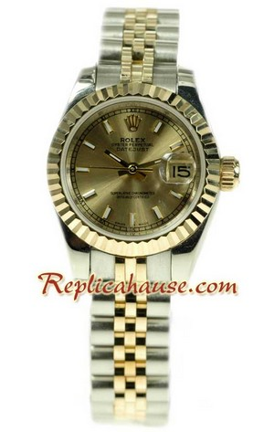 Rolex Replica Swiss Datejust Ladies Watch 53