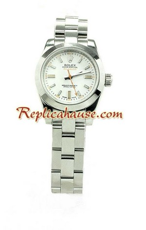 Rolex Replica Ladies Milgauss Watch 01