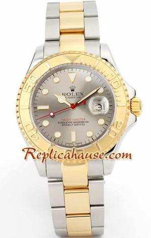 Rolex Yachtmaster Two Tone 1