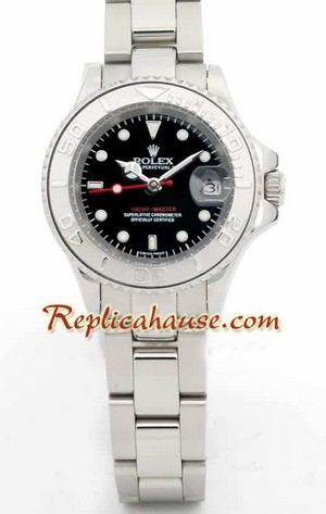 Rolex Replica Yacht Master Swiss Ladies Watch 03