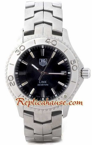 Tag Heuer Replica Link Watch 10