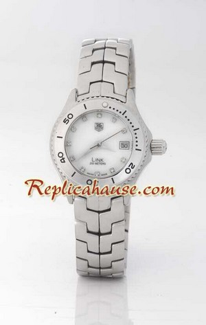 Tag Heuer Link Ladies Watch 4